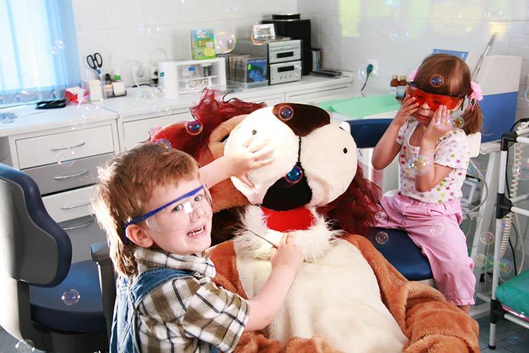 Детская стоматология в Харькове: самое лучшее - детям