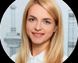 Ольга Викторовна Гризодуб